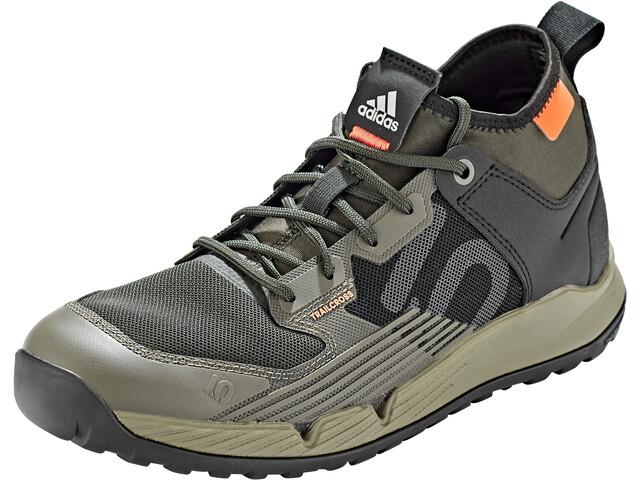 adidas Five Ten Trailcross XT MTB Schuhe Herren core black/grey six/legend earth